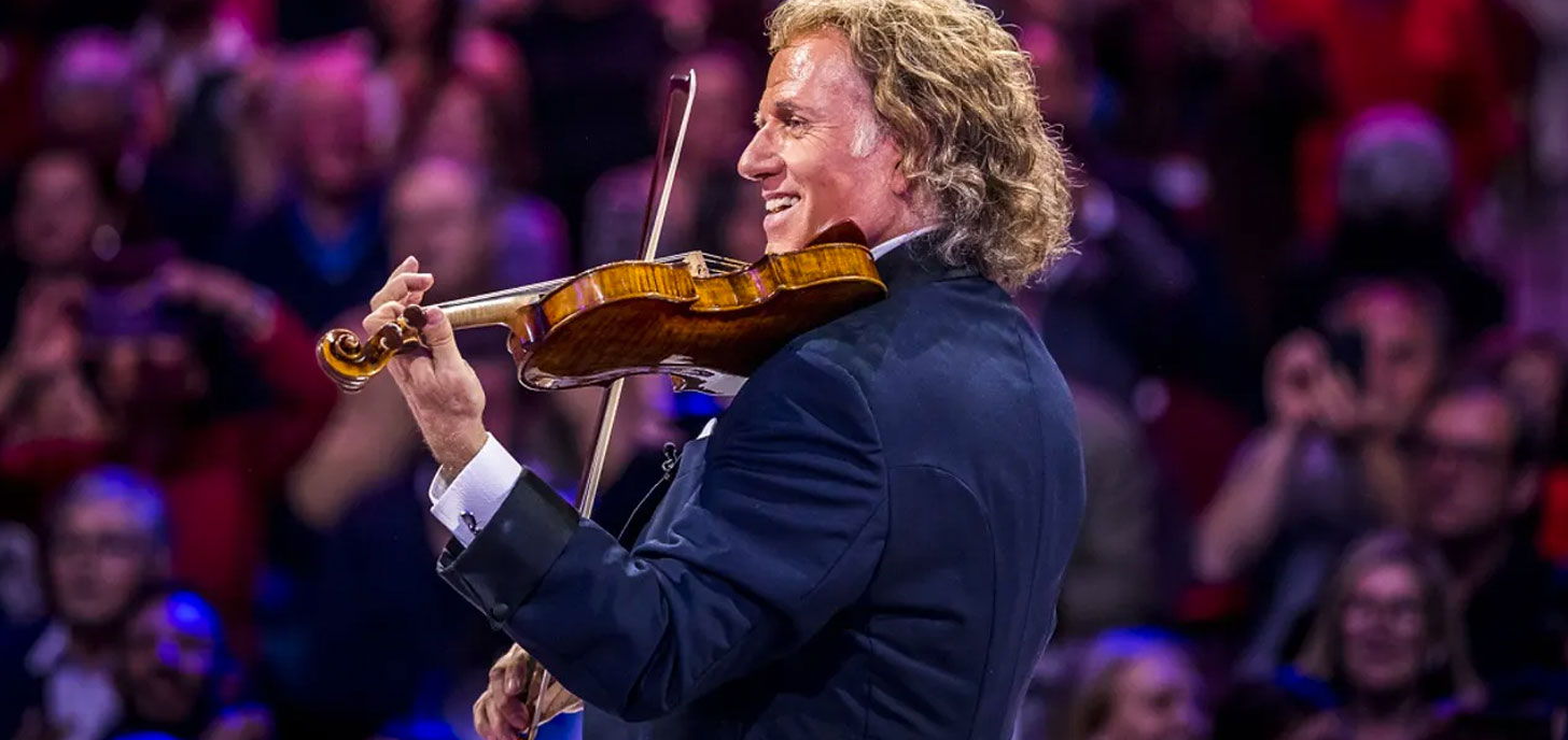 Coming Soon: Andre Rieu 70 Years Young